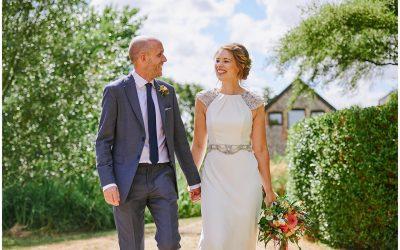Rustic barn wedding at The Granary Estates, Cambridge