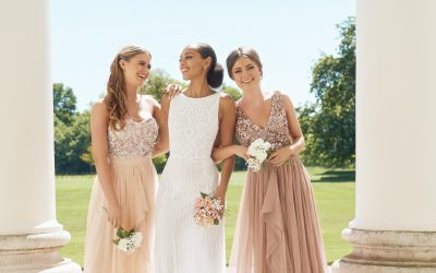 Hylands Estate Wedding Venue: Summer Bridalwear Shoot
