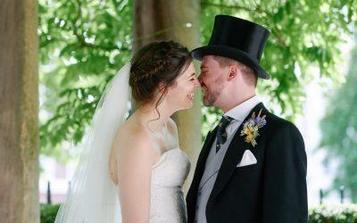 The Oriental Club: Fun London Wedding with Grosvenor Square Photos