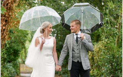 Rainy Day Essex Wedding at The Lion Inn